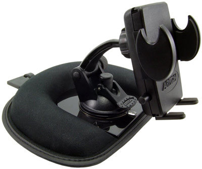 ARKON Weighted Grinding Style Dash Mount & Holder