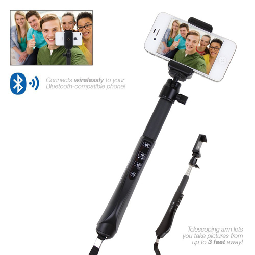 Selfie Extension from Satechi with Bluetooth Facility