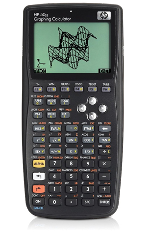 HP-50g-Graphing-Calculator
