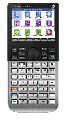 HP-Prime-Graphing-Calculator