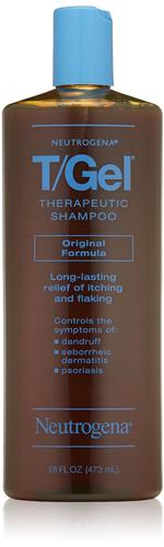 Neutrogena T/Gel Therapeutic Shampoo, Original Formula, 16 oz