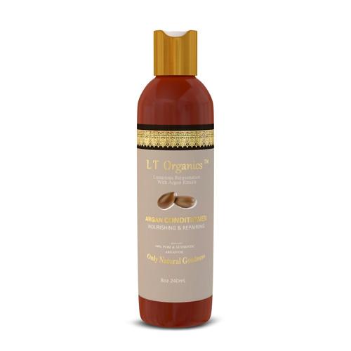 New LT Organics Argan Oil Shampoo