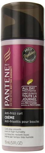 Pantene Pro-V Anti-Frizz Curl Creme 5.1 Fl Oz