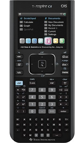 Texas-Instruments-Nspire-CX-CAS-Graphing