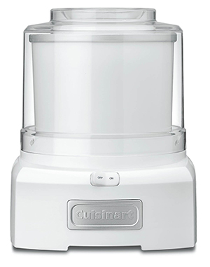 2 Cuisinart Automatic Frozen Yogurt