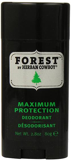 4 Herban Cowboy Natural Grooming Deodorant