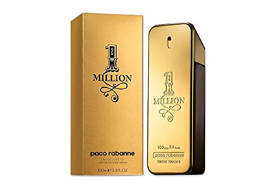 5 Paco Rabanne 1 Million