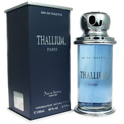 9 Thallium for men