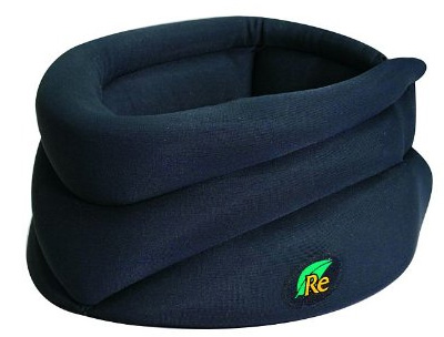 Caldera-Releaf-Neck-Rest,-Regular,-Black
