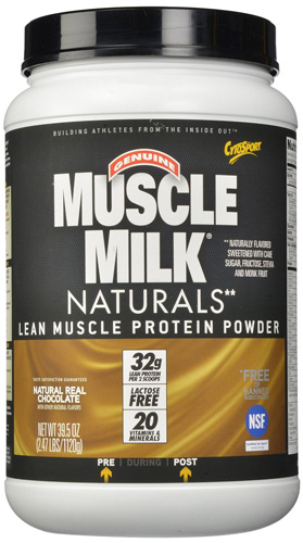 CytoSport-Muscle-Milk-Naturals-Lean-Muscle-Protein-Powder,-Natural-Real-Chocolate