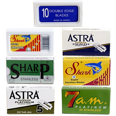 Double-Edge-Safety-Razor-Blade-Variety-Pack