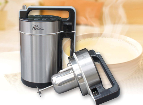 Gourmet-SELF-CLEANING-Automatic-Soy-Milk-Maker-and-Juicer