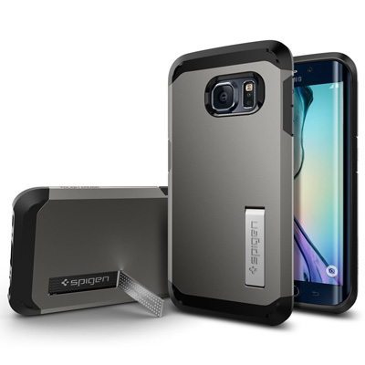 Spigen-heavy-duty-with-screen-protector-for-Samsung-galaxy-S6-edge