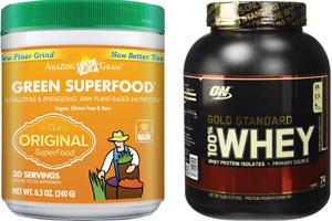 Top 10 Best Protein Powder Supplements in 2018 Reviews