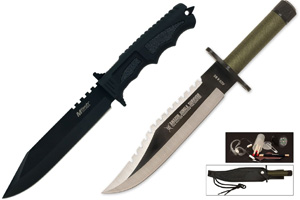 Top 10 Best Survival Knives in 2018 Reviews