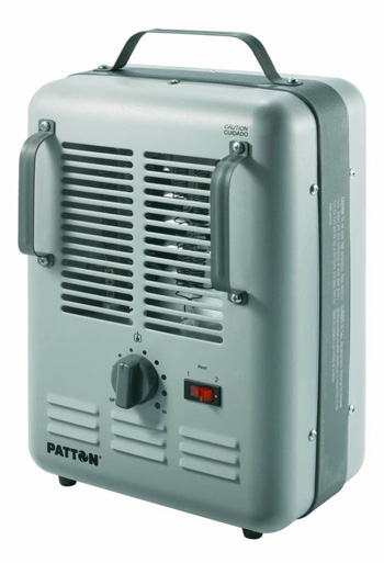 2. Patton Milk-House Utility Heater, PUH680-U
