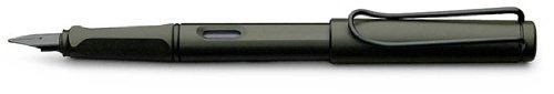2. Lamy Safari Fountain Pen - Charcoal - Fine