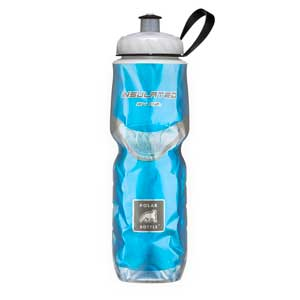 6. Polar Bottle Insulated Water Bottle (Capacity 24oz)