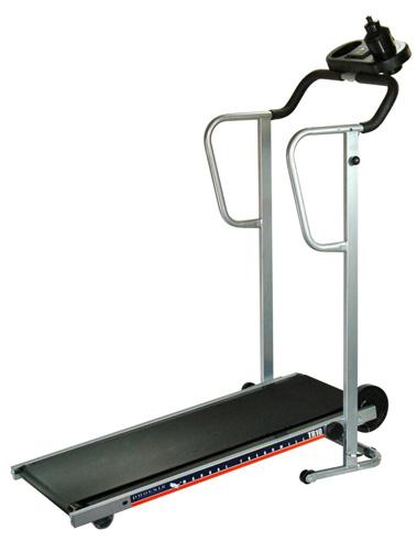 4. Phoenix 98510 Easy-Up Manual Treadmill