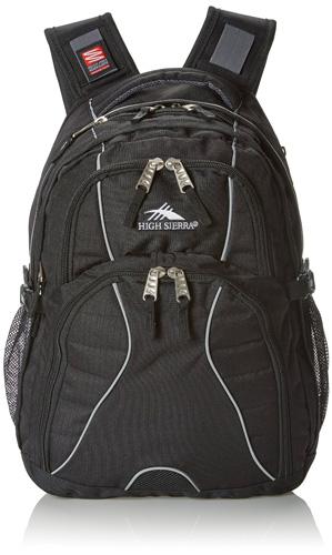 6. High Sierra Swerve Backpack