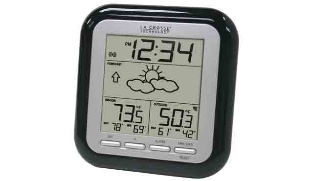 9. La Crosse Technology WS-9133BK-IT Wireless Forecast Station