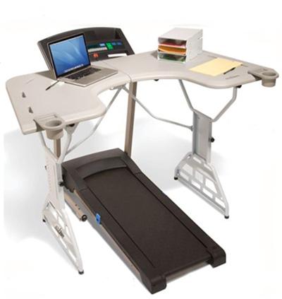 1. TrekDesk Treadmill Desk