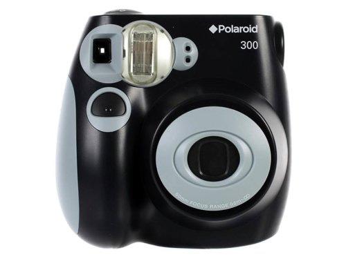 4. Polaroid PIC-300 Instant Film Camera (Black)