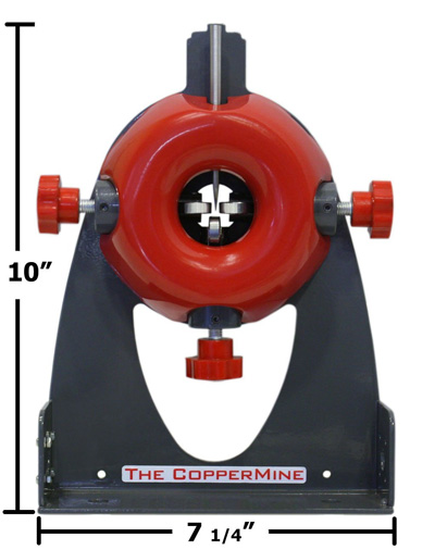10. TheCopperMine Manual Wire Stripping Machine, Cable Stripper Tool for Scrap Copper Recycling