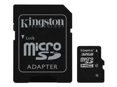 8. Kingston Micro SD Card