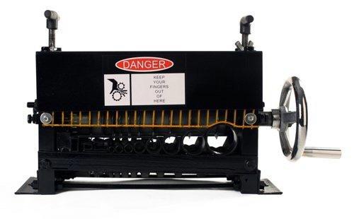 6. SDT WRM35 Manual Scrap Copper Wire Stripping Machine Strips 34 AWG - 1-1/2