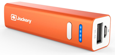 4. Jackery Mini Portable External Battery Charger