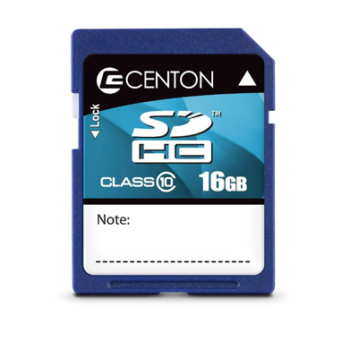 7. Centon Electronics SD card