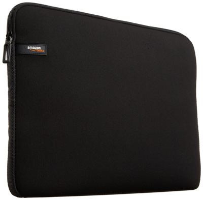 10. AmazonBasics 11.6-Inch Laptop Sleeve