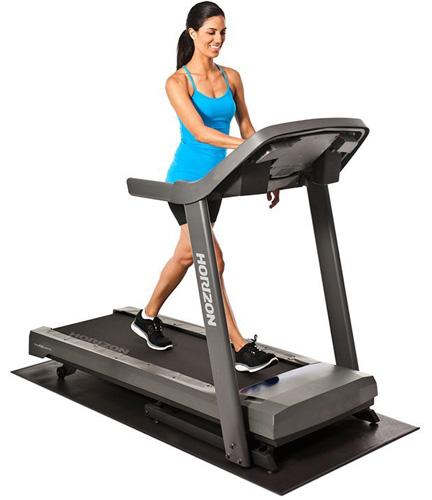 #8. Horizon Fitness T101-04 Treadmill