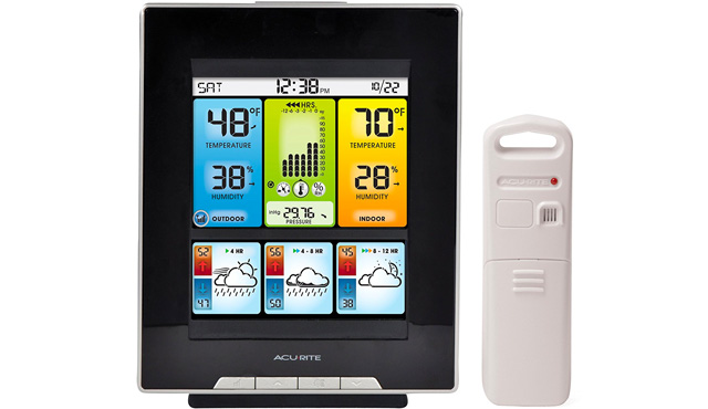 6. AcuRite 02007 Digital Weather Center