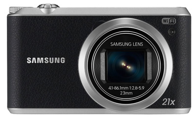 6. Samsung EC-WB350FBPBUS 16.3Digital Camera with 21x Optical Image Stabilized Zoom with 3-Inch LCD (Black)