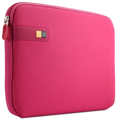 7. Case Logic LAPS-111 11-Inch Netbook Sleeve, Pink