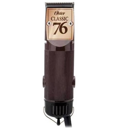7. Oster Classic 76 Limited Edition Woodgrain Professional Hair Clipper