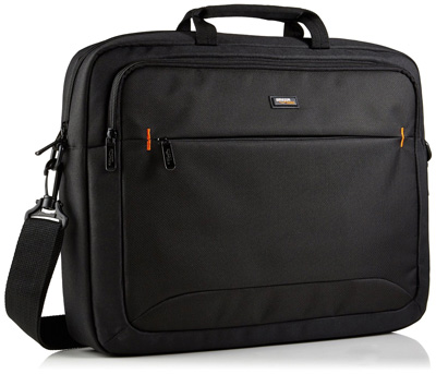 8. AmazonBasics 17.3-Inch Laptop Bag