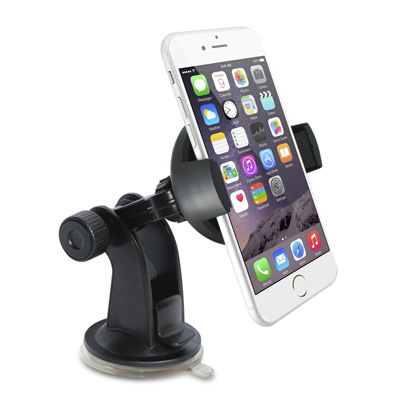 2. Car Mount, TechMatte® ProGrip Universal Dashboard and Windshield Car Mount Holder/Cradle