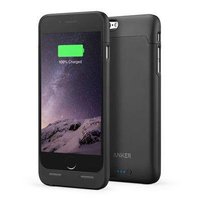 10. iPhone 6 Battery Case, Anker Ultra Slim Extended Battery Case
