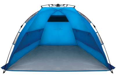 1 Pacific Breeze EasyUp Beach Tent