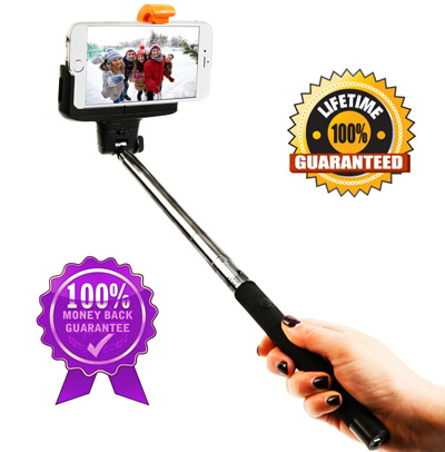 5. Selfie Stick with Tripod, EasylifeTM