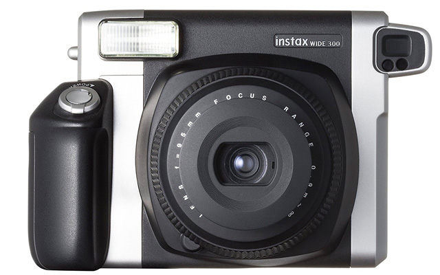 5. Fujifilm Instax Wide 300 (Black)