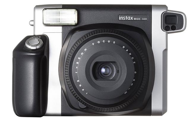 5. Fujifilm Instax Wide 300 (Black)