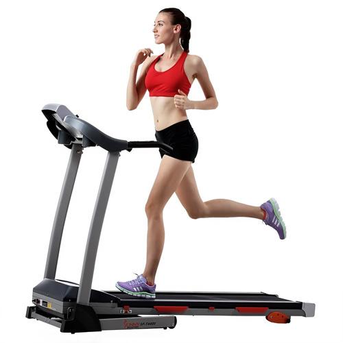 #4. Sunny Health and Fitness Treadmill