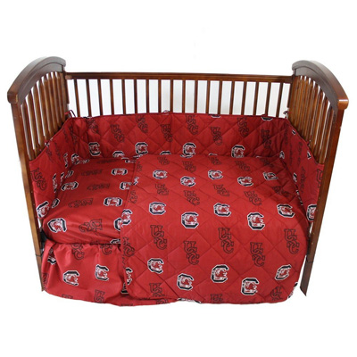 College-Covers-South-Carolina-Gamecocks-Baby-Crib-Set