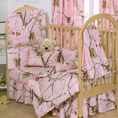 Realtree-AP-Pink-Crib-3-Piece-Set