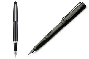 The  Most Popular Pens