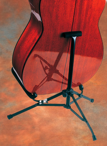 2. Fender Mini Acoustic Guitar Stand